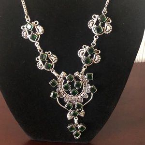 Jewelry - Green Quartz Necklace